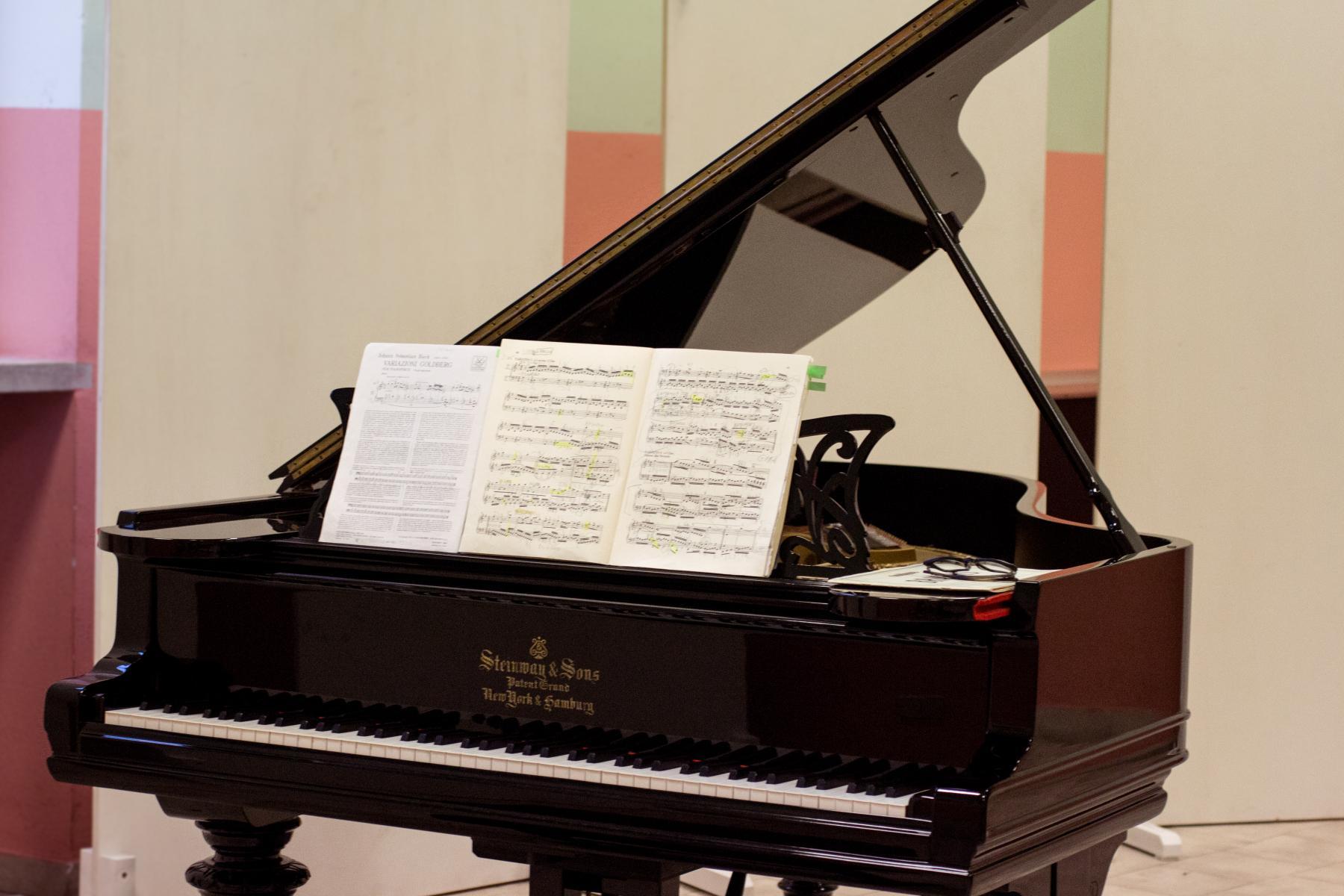 MASTER DI PIANOFORTE CON IL MAESTRO GERARDO CHIMINI: UN'OCCASIONE IMPORTANTE DI CRESCITA